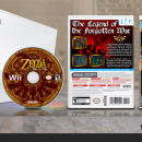 The Legend of Zelda: War of Time Box Art Cover
