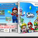 The Sims: Mario Edition Box Art Cover