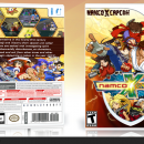 Namco X Capcom Box Art Cover
