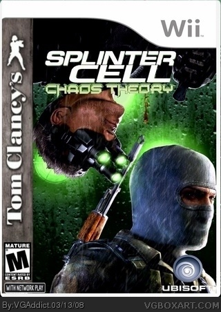 Splinter cell chaos theory cd activation code