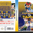 Digimon VS Pokemon Box Art Cover