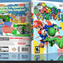 Mario Paintball Box Art Cover