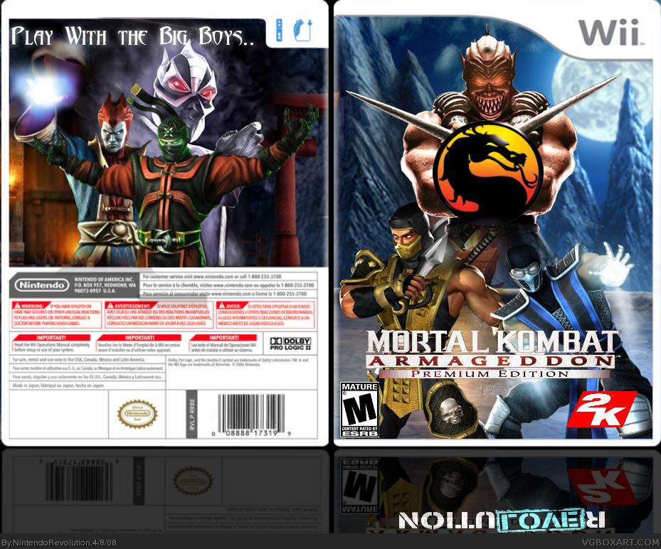 Mortal kombat 7 pc