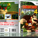 Donkey Kong Country 4 Box Art Cover