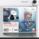 Assassin's Creed for Nintendo Wii Box Art Cover