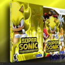 Super Sonic The Hedgehog Box Art Cover