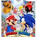 Mario and Sonic at the Olympic Games Box Art Cover