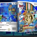 Mario & Sonic: At The Olympic Games Box Art Cover