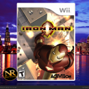 Iron Man Box Art Cover