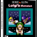 Home Alone: Lugi's Masion Box Art Cover