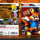 Conkers Bad Fur Day (VC) Box Art Cover