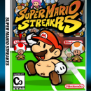 Super Mario Streakers Box Art Cover