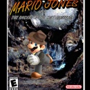 Mario Jones: The Raiders Of The Lost Mushroom Box Art Cover