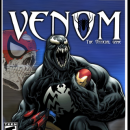 Venom: The Official Game Box Art Cover