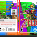 The Legend of Zelda: Dark Link Returns Box Art Cover