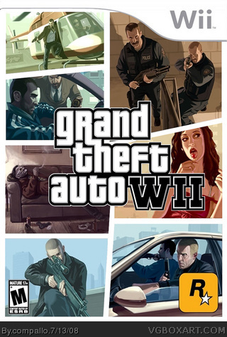 Are GTA Games Available for the Wii? | Reference.com