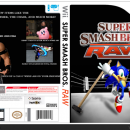 Super Smash Bros. RAW Box Art Cover