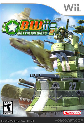 General Games Discussion 20402-battalion-wars-2