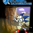Sonic Dungeons Box Art Cover