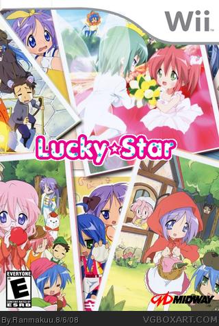 lucky star games online