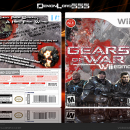 Gears of War: Wii Edition Box Art Cover