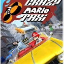 Crazy Mario Taxi Box Art Cover