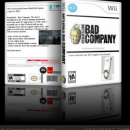 Battlefield Bad company Box Art Cover