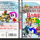 Super Smash Bros. Babies Box Art Cover