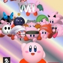 Kirby Wii Box Art Cover