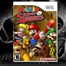 Mario Super Sluggers Box Art Cover