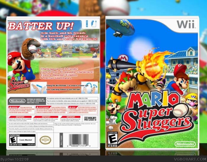 Super Mario Sluggers News & Rumors | N4G