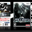 Metroid Noctus Box Art Cover