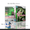 Rick Roll Revolution Box Art Cover