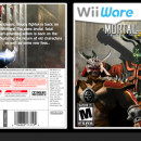 Mortal Kombat: WiiWare Box Art Cover