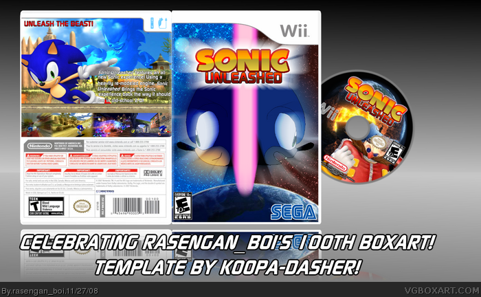 for wii game sonic unleashed guide