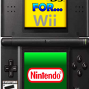DS For Wii Box Art Cover