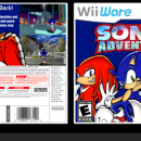 Sonic Adventure: WiiWare Box Art Cover