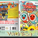 Taiko Drum Master Wii Box Art Cover