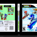 Sonic Riders Zero Gravity Box Art Cover