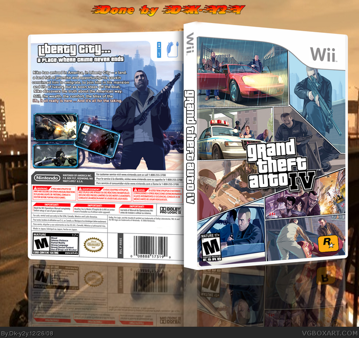 Why is there no GTA game for the Wii? | Yahoo Answers