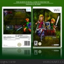 The Legend of Zelda: A Link to the Past  (Remake) Box Art Cover