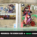 Muramasa: The Demon Blade Box Art Cover