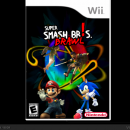 Super Smash Bros Brawl Box Art Cover