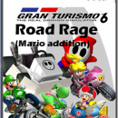 GranTurismo 6 Road Rage Box Art Cover