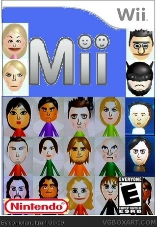 mii box cover