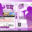 Wii sing Box Art Cover