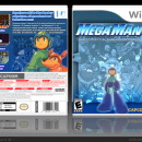 MegaMan Ultimate Collection Box Art Cover