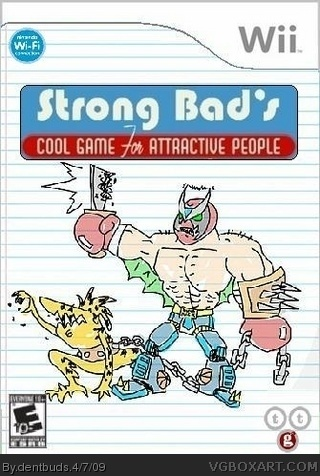 Strong Bad's Cool Game for Attractive People box cover