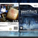 Project Zero IV: Mask of the Lunar Eclipse Box Art Cover