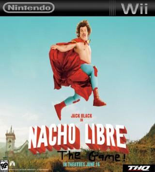 Nacho Libre Game
